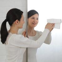 鏡をキレイに保つ方法